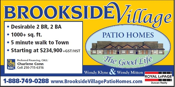 Brookside Village Patio Homes info